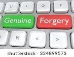 Render Illustration Of Compute...