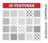 seamless patterns. endless...   Shutterstock .eps vector #324899624