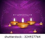 vector illustration or greeting ... | Shutterstock .eps vector #324927764