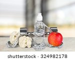 fitness. | Shutterstock . vector #324982178