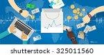 consumer price index cpi... | Shutterstock .eps vector #325011560