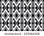 geometric ethnic pattern design ... | Shutterstock .eps vector #325066328