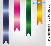 ribbon   Shutterstock .eps vector #325068830