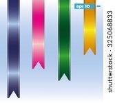 ribbon   Shutterstock .eps vector #325068833