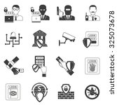 internet banking secure... | Shutterstock . vector #325073678