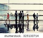 business people meeting...   Shutterstock . vector #325133714