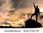 real success story | Shutterstock . vector #325170179