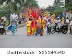 namdinh  vietnam   october 2 ... | Shutterstock . vector #325184540