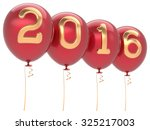 new years eve 2016 party... | Shutterstock . vector #325217003