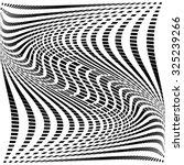 design monochrome movement... | Shutterstock .eps vector #325239266