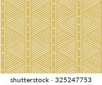 tribal ethnic seamless african... | Shutterstock .eps vector #325247753
