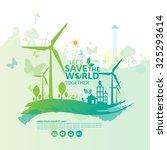 environment   Shutterstock .eps vector #325293614