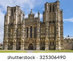 Wells Cathedral  Cathedral...