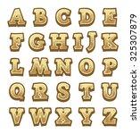 yellow stone game alphabet