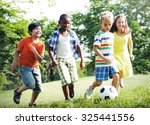 child childhood children... | Shutterstock . vector #325441556