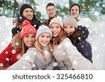 Winter  Technology  Friendship...