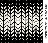 vector seamless black and white ... | Shutterstock .eps vector #325565180
