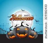 vector illustration or greeting ... | Shutterstock .eps vector #325582433