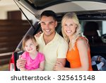 transport  leisure  road trip... | Shutterstock . vector #325615148