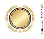 golden award   Shutterstock .eps vector #325616510