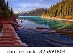 picturesque path along... | Shutterstock . vector #325691804