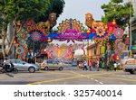 singapore   september 23  2015  ... | Shutterstock . vector #325740014