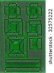 microcircuit technology | Shutterstock . vector #32575222