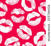 joyful vector seamless pattern... | Shutterstock .eps vector #325766426