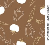 seamless    pattern  of... | Shutterstock .eps vector #325798304