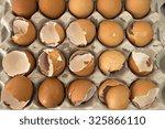 A Tray Of Eggs  The Majority O...