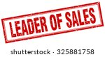 leader of sales red square... | Shutterstock .eps vector #325881758