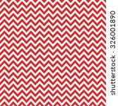 red   white chevron pattern ... | Shutterstock .eps vector #326001890