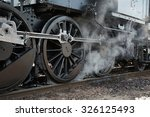 Steam Locomotive Rolling By...