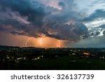 Strike Of Lightning  Dark...