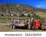denver  colorado   october 10 ... | Shutterstock . vector #326156444