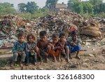 raxaul  india   nov 8 ... | Shutterstock . vector #326168300