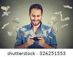 technology online banking money ... | Shutterstock . vector #326251553