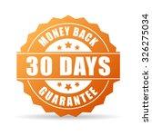 30 days money back guarantee...