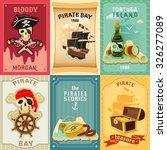 Vintage Style Children Pirate...