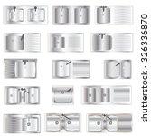 kitchen equipment   sinks  top... | Shutterstock .eps vector #326336870