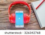 chiangmai  thailand  october 12 ... | Shutterstock . vector #326342768