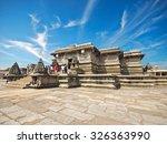 the chennakeshava temple built... | Shutterstock . vector #326363990