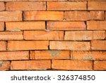 brick wall   Shutterstock . vector #326374850