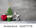 Christmas Background  Greeting...