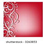 christmas is here    Shutterstock .eps vector #3263853