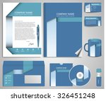business style  corporate... | Shutterstock .eps vector #326451248
