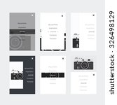 minimalistic hipster ui kit for ...