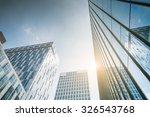 modern architecture   Shutterstock . vector #326543768