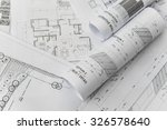 architectural for construction... | Shutterstock . vector #326578640