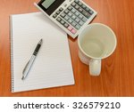 Image Of Business  Pen On...